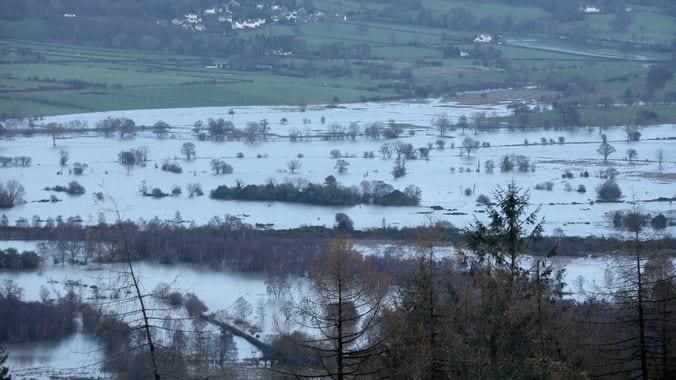 Flood Cumbria