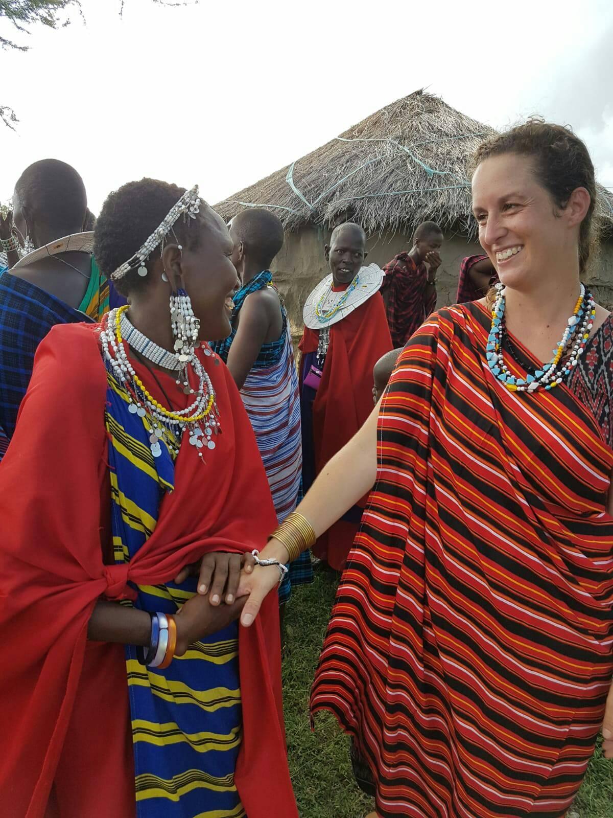 Stephanie Fuchs Masai